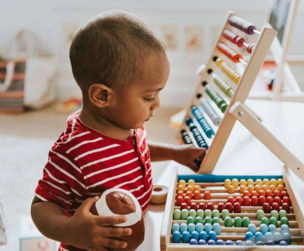 The Toddler Program
